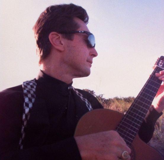 #Beach Guitar