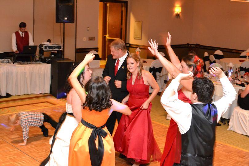 Keep the dance floor hopping