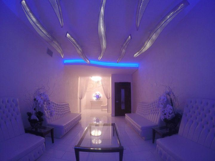 Modern Ballroom -Bridal Suite