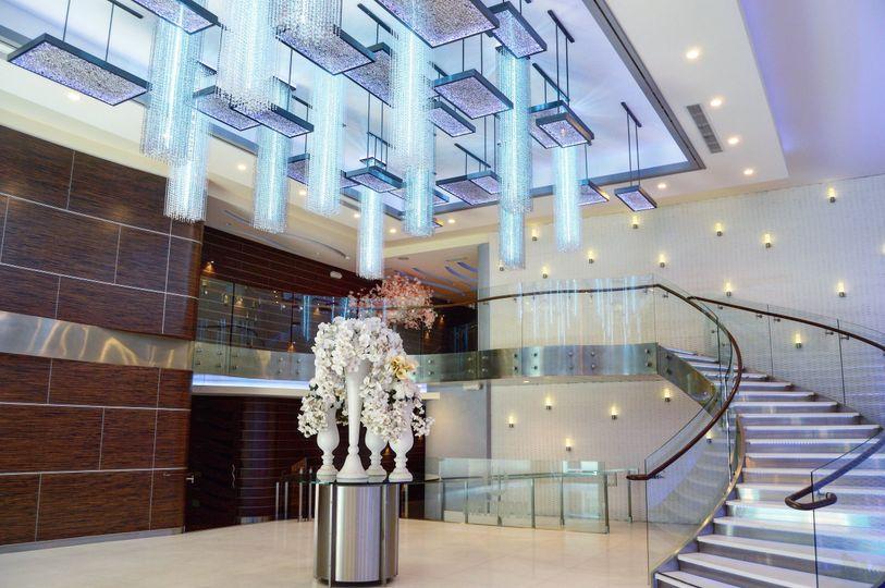 Modern Ballroom -Foyer
