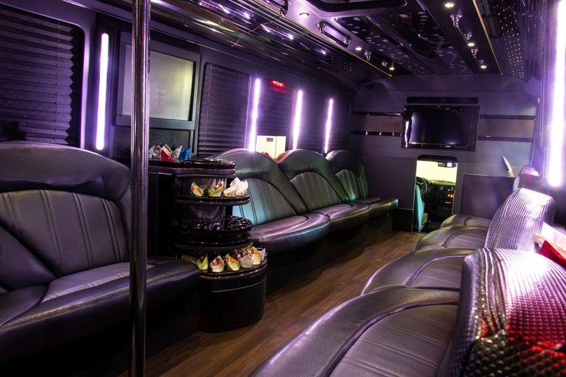 30 PB interior wet bar view