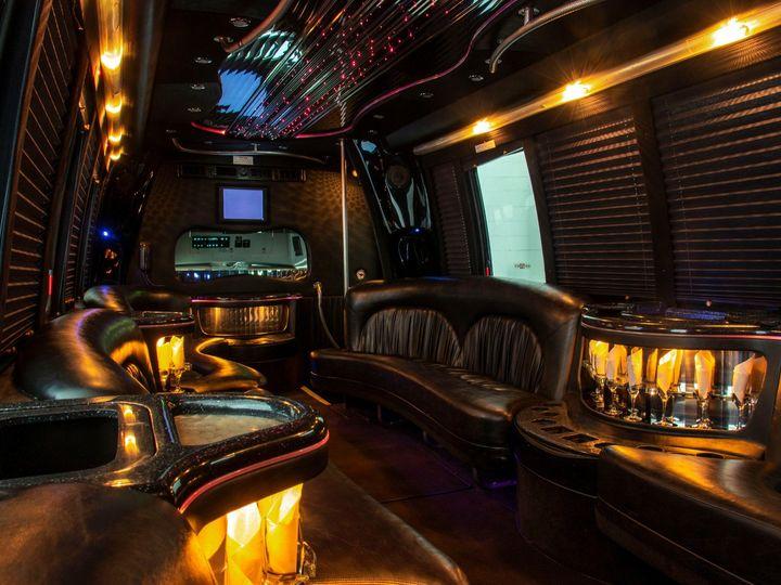 Tmx Isle Royale 22 Passenger Party Bus Interior View From Rear Seat 51 1067147 1563927288 East Lansing, MI wedding transportation