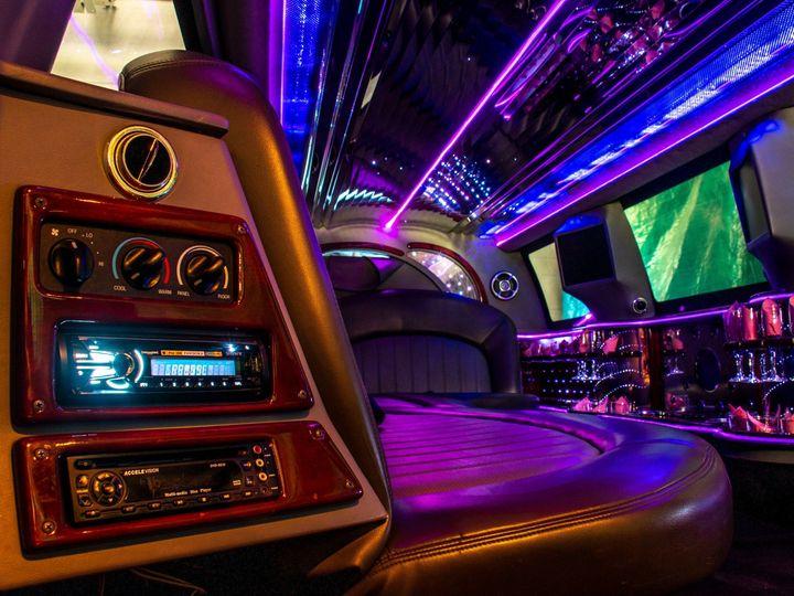Tmx Rock Harbor 14 Passenger Stretch Suv Limo Cd Dvd Stereo 51 1067147 1563927300 East Lansing, MI wedding transportation