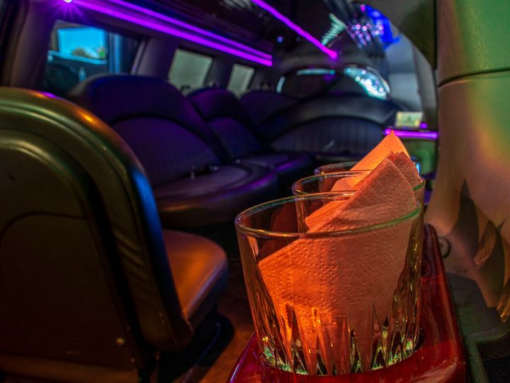 Tmx Rock Harbor 14 Passenger Stretch Suv Limo View From The Back Seat 51 1067147 1563927315 East Lansing, MI wedding transportation