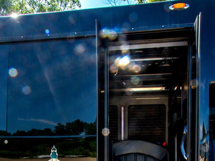 Tmx Spectacle Reef 30 Passenger Party Bus Guest Entrance 51 1067147 1563927337 East Lansing, MI wedding transportation
