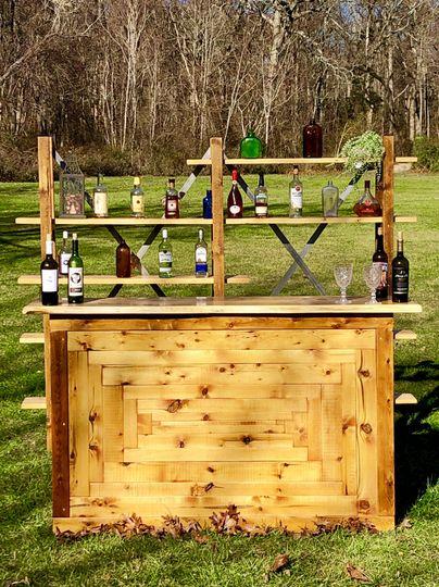 Cocktail Bar - Square Bar