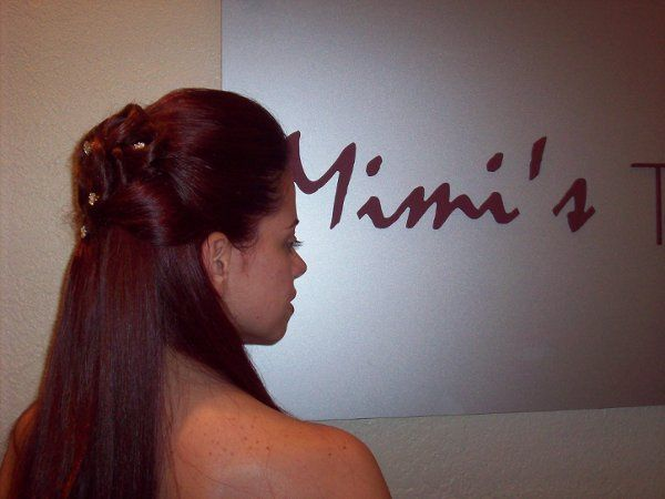 Hair color and Hairstyle by Mimi