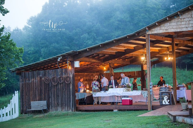 Pavilion | Tracy Waldrop Photography