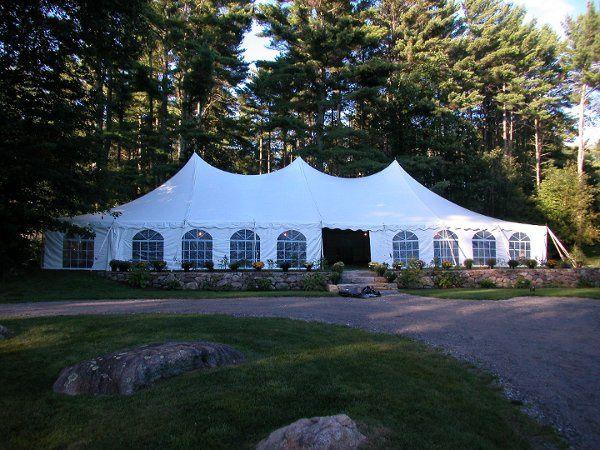 40x80 Century Tent