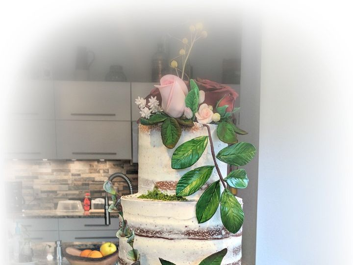 Tmx Img 20171117 122625 51 1069147 1560352732 Lake Dallas, TX wedding cake