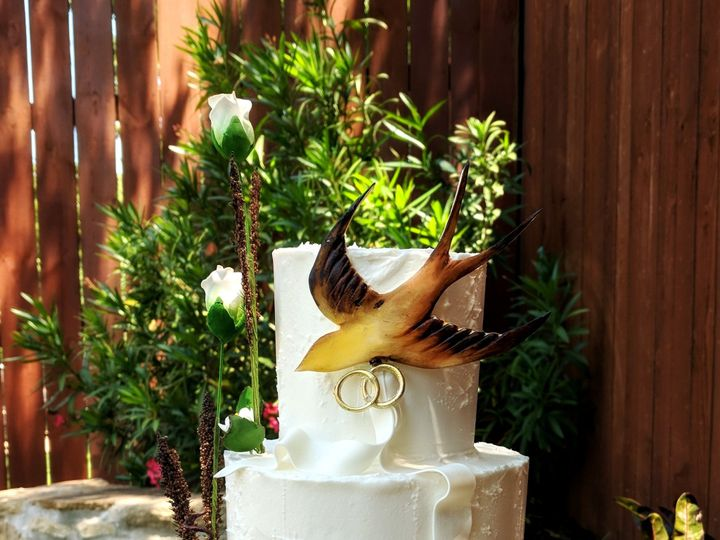 Tmx Img 20180510 125102 Edit 51 1069147 1560352291 Lake Dallas, TX wedding cake
