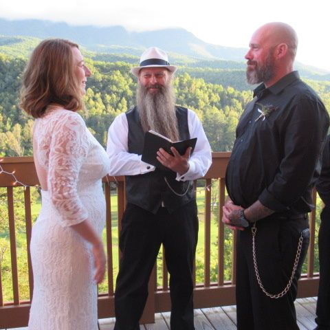 Smoky Mountain Cabin Weddings