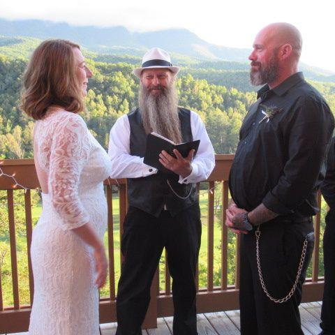 Smoky Mountain Cabin Weddings