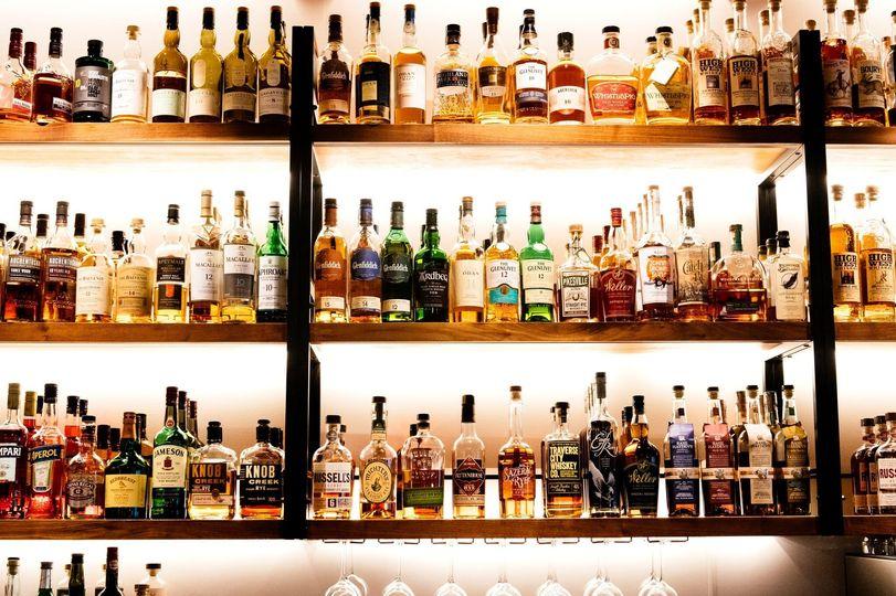 Bar selections