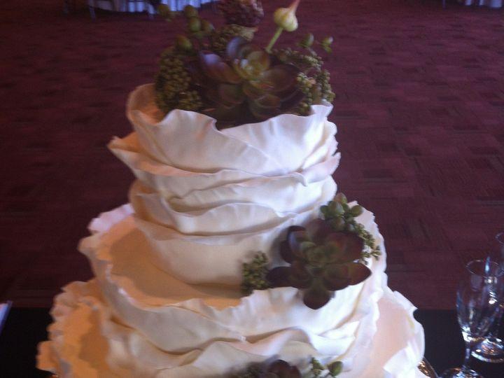 Tmx 1405029272396 Img2570 Boerne wedding cake