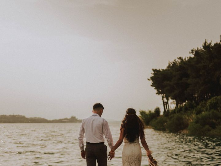 Tmx Photo Of Couple Standing On Wooden Planks 2403568 51 1951247 158467153322748 Charlevoix, MI wedding planner