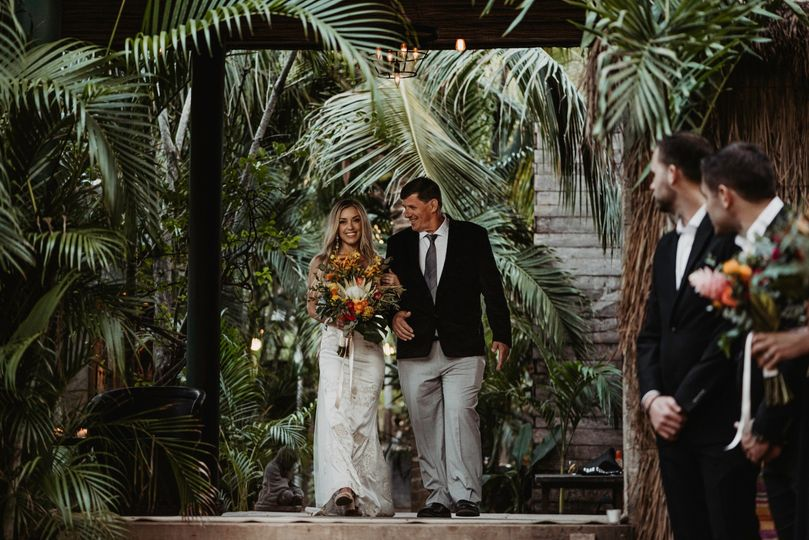 Tulum Wedding Boho
