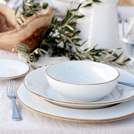 Portugal stoneware in white