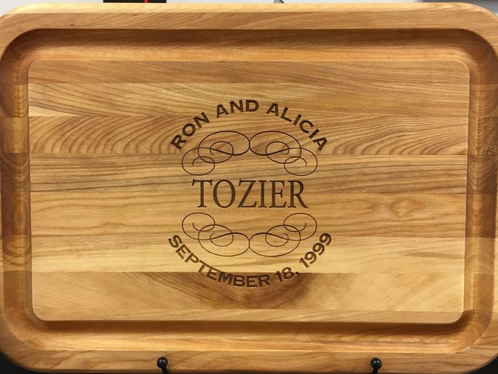 Tmx Cutting Board 2 51 1891247 1571166058 Bangor, ME wedding favor