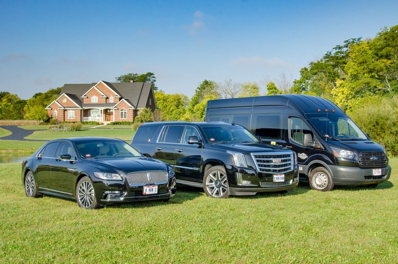 R Man Van Limo Luxury Car Services Transportation Columbus Oh