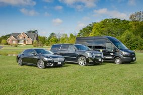 R MAN VAN  Limo & Luxury Car Services
