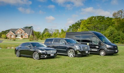 R MAN VAN  Limo & Luxury Car Services