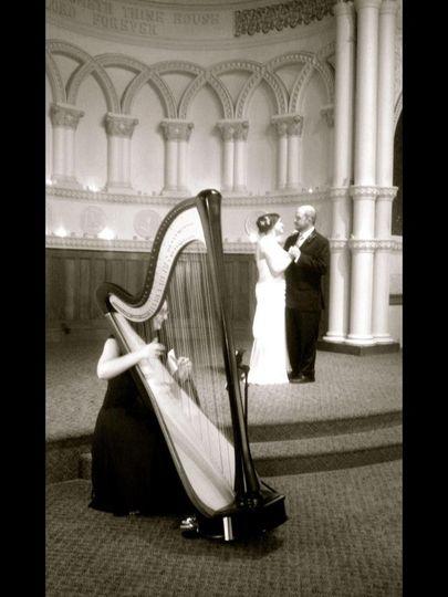 Devon Carpenter, Harpist