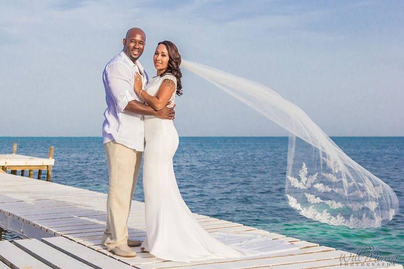 Caye Caulker, Belize Wedding