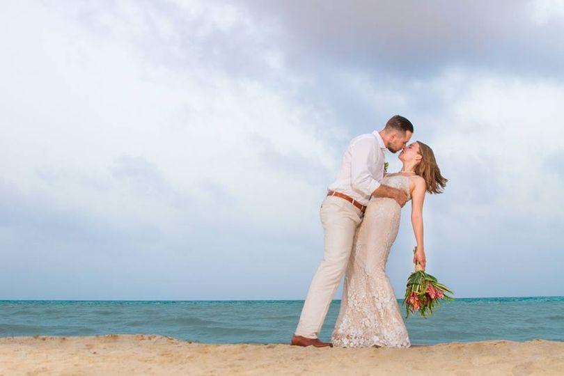 Placencia, Belize Wedding