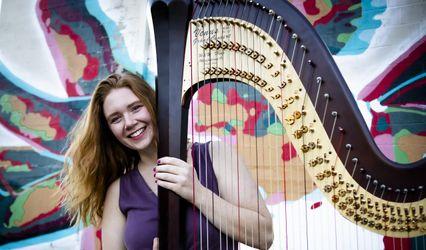 Erin Baker Harpist