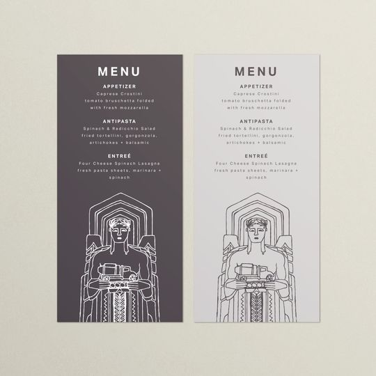 Cleveland menus