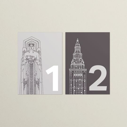 Cleveland table numbers