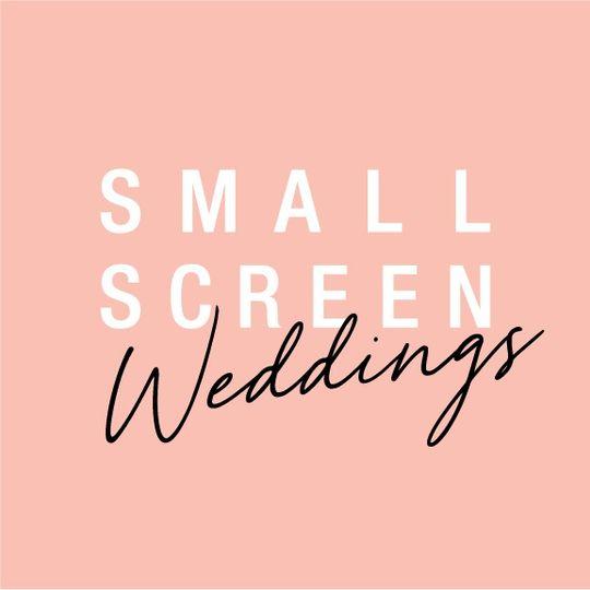 Small Screen Weddings