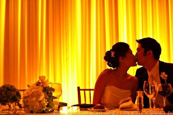 Tmx 1383239242370 Uplighting Sweetheart Tabl Budd Lake wedding dj