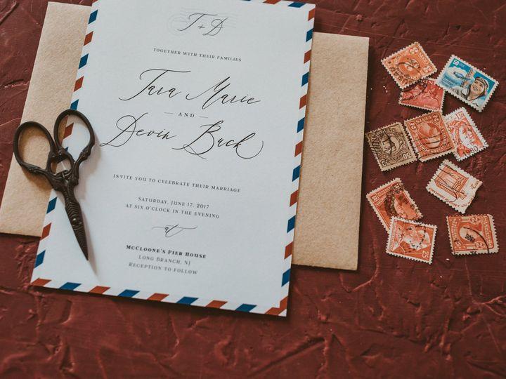 Tmx S Ohdr0005 51 1005247 Medford, NJ wedding invitation