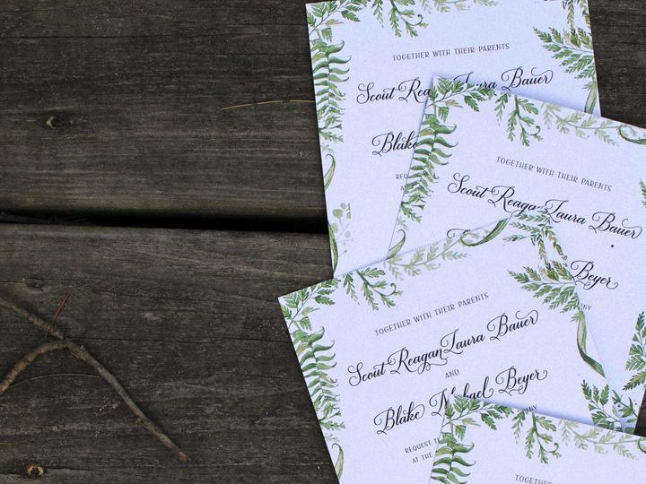 Tmx Scout 5 51 1005247 Medford, NJ wedding invitation