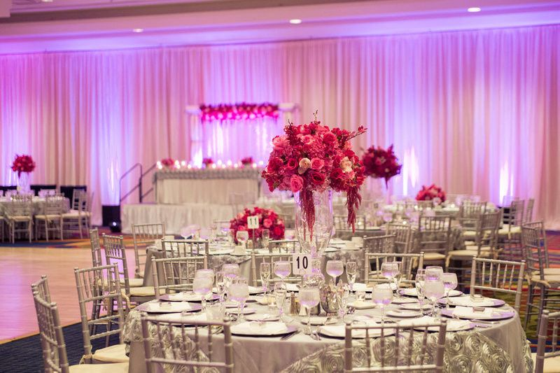 Our team can provide recommendations for specialty decor, floral and entertainment.