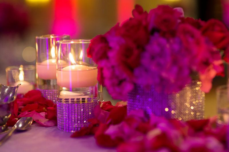 Romantic, modern, classic or non-traditional we can execute your vision.