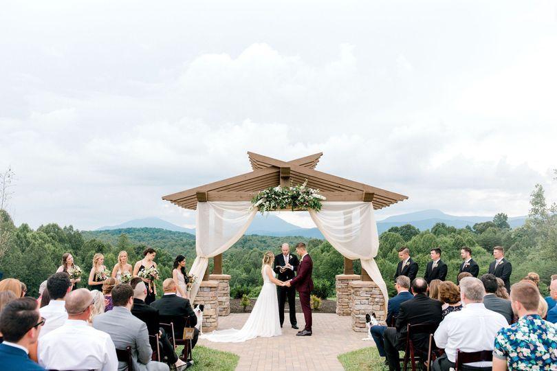 Gorgeous Ceremony View