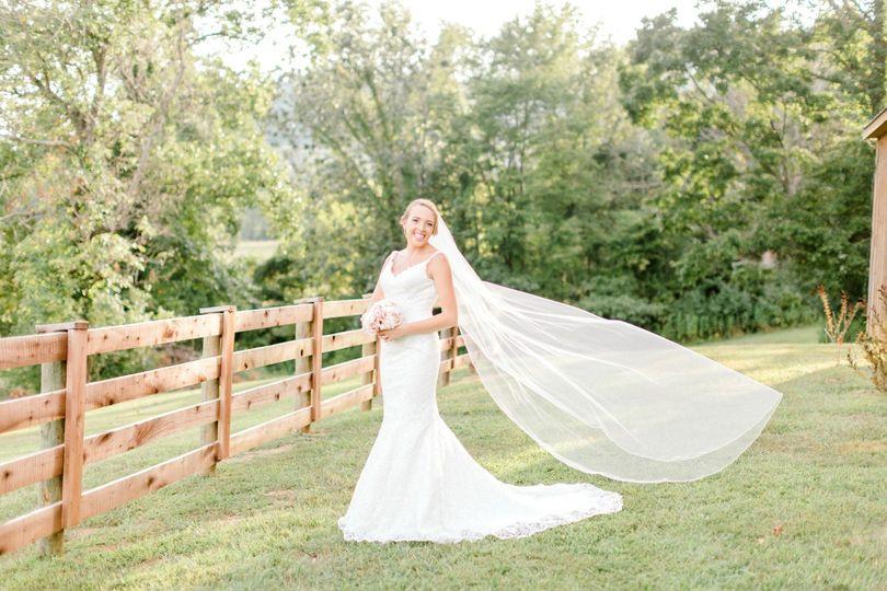 Bridal Veil Fluff