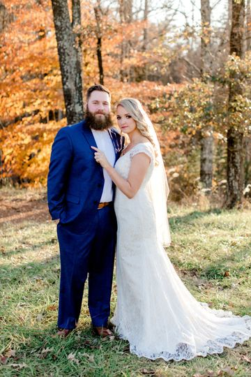 Gentry wedding - outdoor session