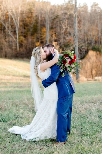 Gentry wedding - intimate moments