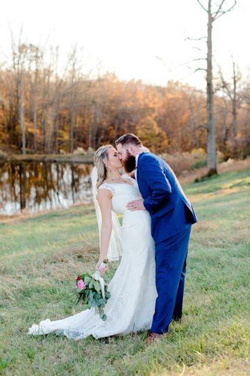 Gentry wedding - so in love