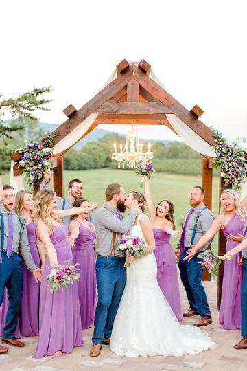 Bridal Party fun