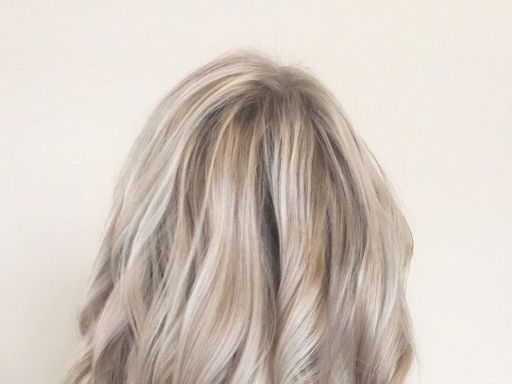 Tmx Icy Blonde Foil Natural Lite 51 75247 Stratham, New Hampshire wedding beauty