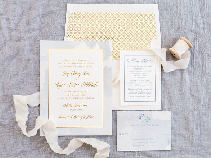 Invited Paperie