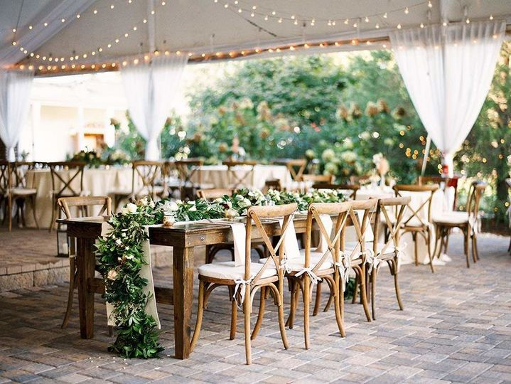 Perfect for Tented Weddings