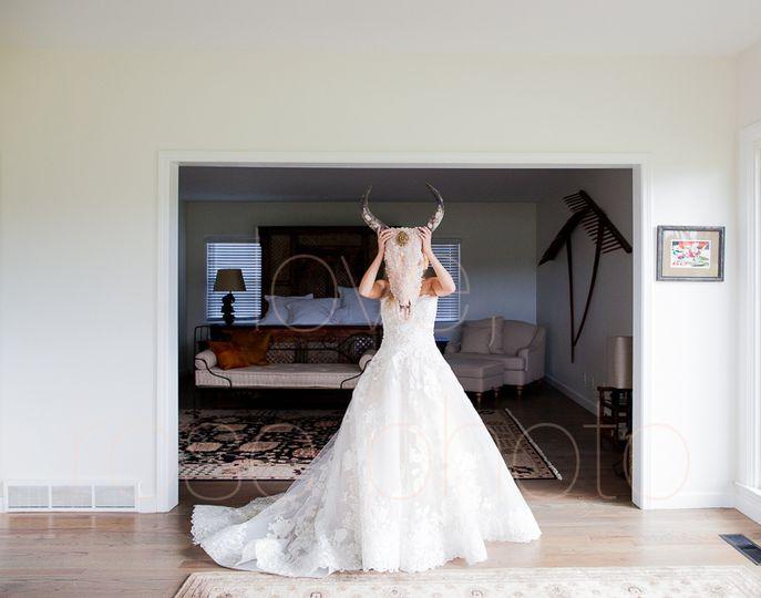 Our brides are unique &elegant