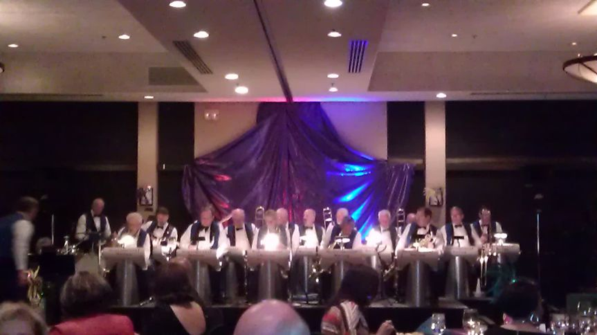 Sentimental Swing Big Band at McCormick Ranch, they will be fabulous for your event!