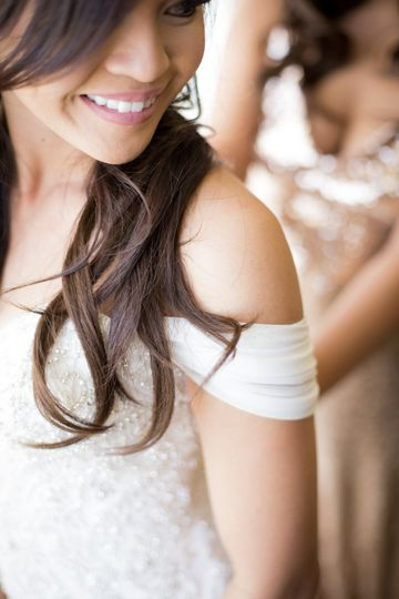 Beautiful wedding gown - Newma Photography